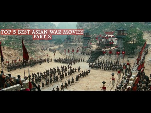 Top 5 Best Asian War Movies Part 2