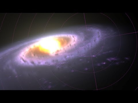 Skylight: How Does Our Solar System Move Around the Milky Way?