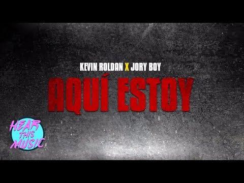Video Aqui Estoy de Kevin Roldan