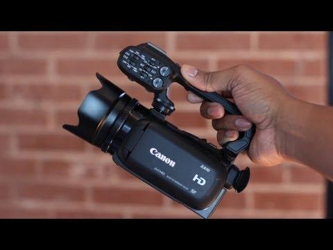 Review: Canon XA10 Camcorder