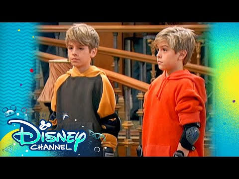 First & Last of The Suite Life! | Throwback Thursday | Suite Life of Zack and Cody | Disney Channel