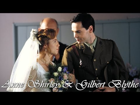Anne Shirley & Gilbert Blythe (Anne of Green Gables)