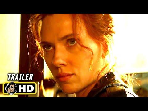 BLACK WIDOW (2020) Trailer #2 [HD] Scarlett Johansson