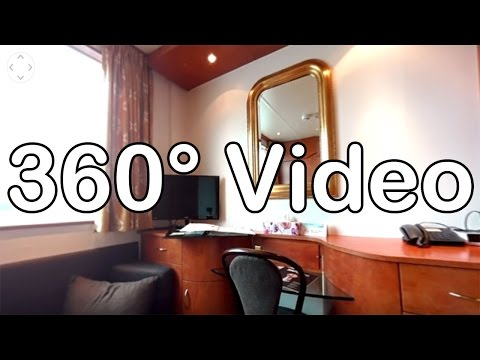 360 Grad Video: Kabine 220, Kat. C - MS Saxonia
