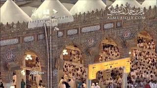 Video سورة لقمان - الشيخ ماهر المعيقلي -  ليلة 20 رمضان 1432هـ MP3, 3GP, MP4, WEBM, AVI, FLV Juli 2018