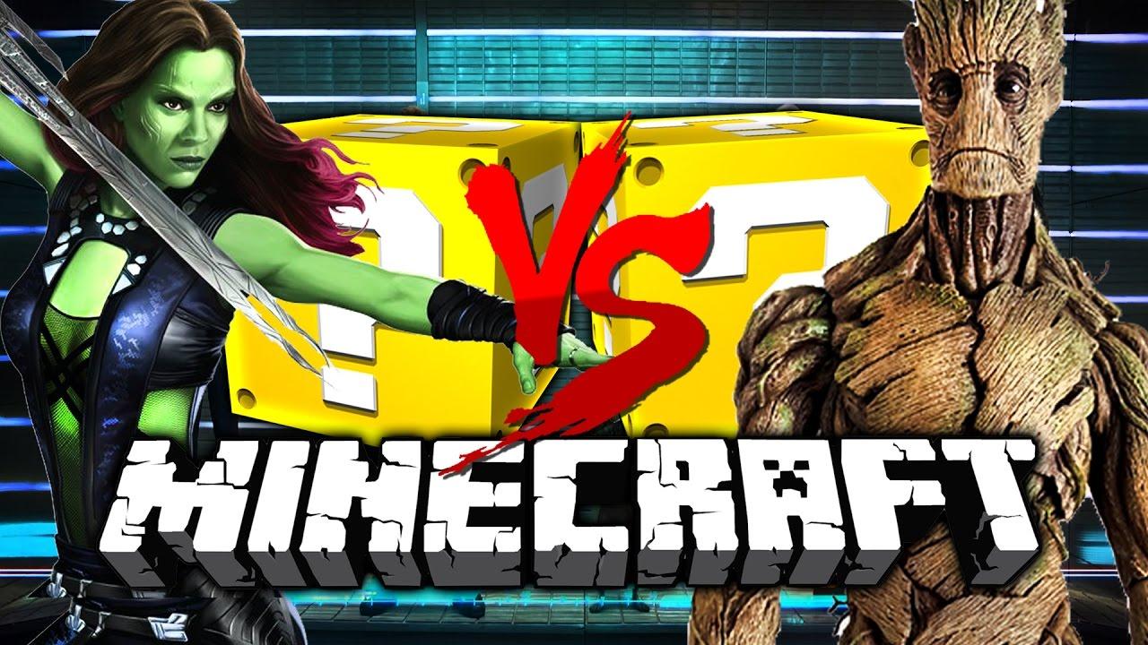 Minecraft: SPLATOON 2 LUCKY BLOCK CHALLENGE | SPACE BATTLES!!