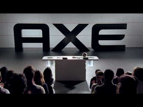 Axe Commercial - 1 - Clean your balls (AD)