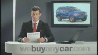 We Buy Any Car TV Commercial Spring 2011