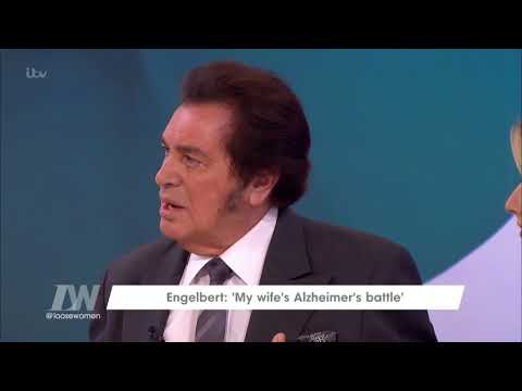Engelbert Humperdinck on Daily Life With His Wife's Alzheimer's | Loose Women