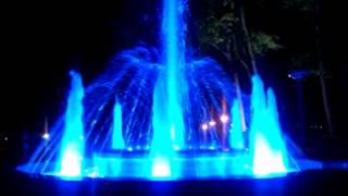 Druskininkai Lithuania  city images : Šokantis fontanas Druskininkuose [Loreen-Euphoria]/Dancing fountain in Druskininkai/Lithuania