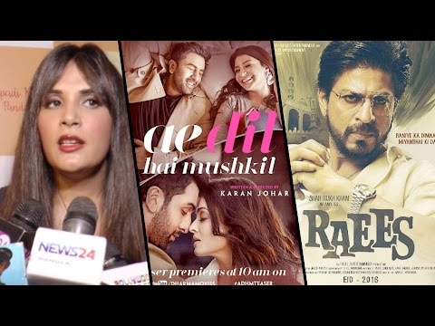 Richa Chadha Speaks On Ae Dil Hai Mushkil Controve