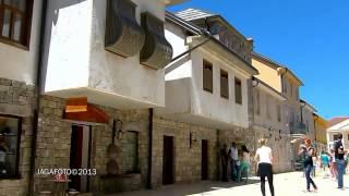 مدينة فيشغراد في البوسنة والهرسك