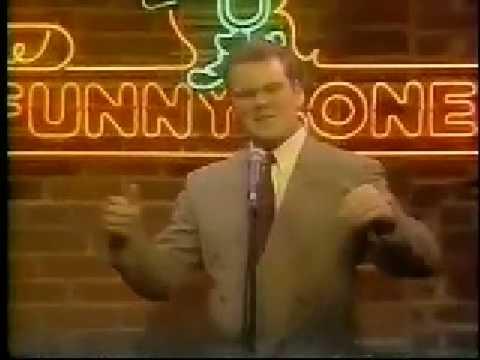 David Michael Comic -A&E TV's - Comedy on the Road