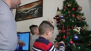 Les chrétiens d'Irak réfugiés en France préparent Noël