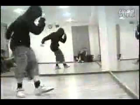 鬼步舞的代表人物T1M!這是人的腳嗎?!