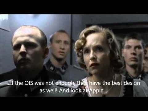 Hitler Reacts to the iPhone 5 Launch