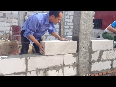 Latest Smart Technology Construction Walls - Fastest Modern Building Construct