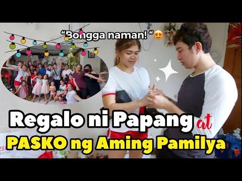 Regalo Ni Papang at Ang Pasko ng Aming Pamilya | Melason Family Vlog