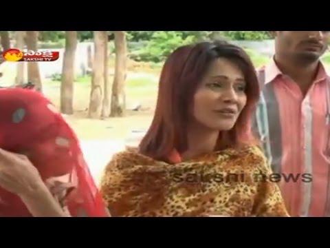 Actress Neetu Agarwal Press Meet    Accused Of Red Sandalwood Smuggling