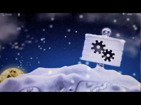 Video of Ram Planet: Winter Free LWP
