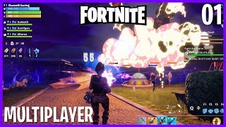 Channel5 Gaming Plays Fortnite! My first dive into a multiplayer mission! JOIN OUR FORTNITE DISCORD!: https://discord.gg/Cd5CAn3Enjoyed the video? Leave a Tip!: https://www.paypal.com/cgi-bin/webscr?cmd=_s-xclick&hosted_button_id=DFULK9FT3WTJLBecome a Patron & Earn Monthly Rewards!: https://www.patreon.com/Channel5GamingFollow me on STEAM workshop!: http://steamcommunity.com/id/Channel5Gaming/myworkshopfiles/?appid=493340Please like my facebook page!: https://www.facebook.com/Channel5-Gaming-1252547981438360Follow me on Twitter: https://twitter.com/Channel5GamingLive on Twitch TV: http://www.twitch.tv/jonny_fivealiveContact Info: Channel5GAD@gmail.com(GAD = Game, Art, & Design)FORTNITE! First Multiplayer Mission! #Fortnite