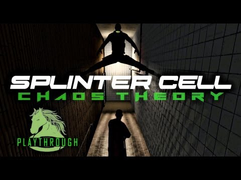 splinter cell chaos theory xbox cheats
