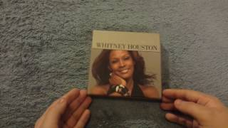 WHITNEY HOUSTON THE COLLECTION BOX SET UNBOXING