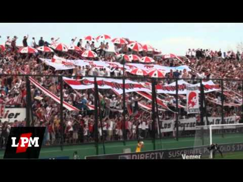 Video - A mi no me interesa en que cancha jugués... - Arsenal vs River - Torneo Inicial 2012 - Los Borrachos del Tablón - River Plate - Argentina