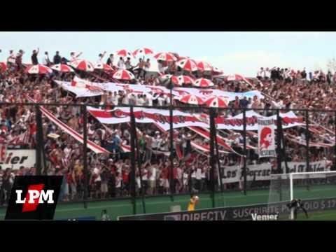 A mi no me interesa en que cancha jugués... - Arsenal vs River - Torneo Inicial 2012 - Los Borrachos del Tablón - River Plate