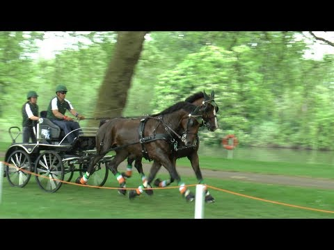 Royal Windsor Horse Show - Thời lượng: 7 phút.