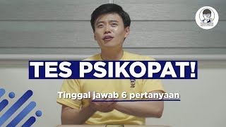 Download Video APAKAH KAMU PSIKOPAT...? JANGAN-JANGAN...? MP3 3GP MP4