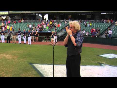 National Anthem Smoky Greenwell. 5-23-15