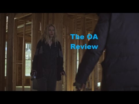 The OA (Netflix) Episode 1 Review and Thoughts