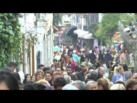 Türkei: Kräuterfestival in Alacati mit 1 Mio Besucher ...