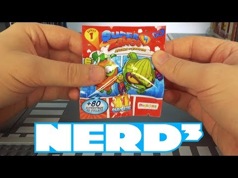 Nerd³ Toys - A Monster In A Pencil