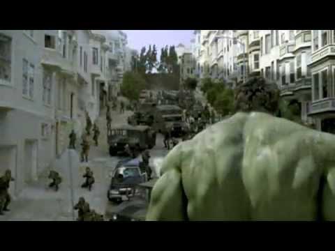 Elokuva: Hulk