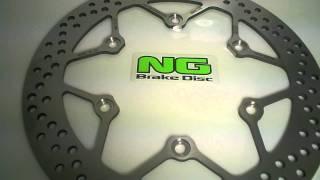 7. VENOX 250cc DISK BRAKES BY NG KYMCO 1073