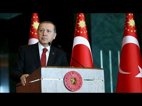 Τουρκία: Η αντίδραση Ερντογάν στην ισχυρή έκρηξη