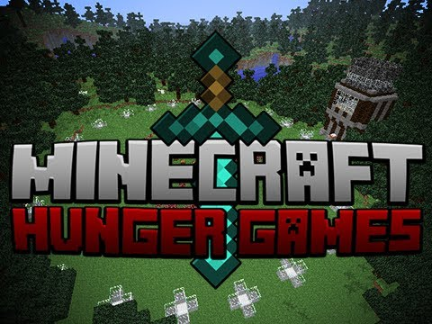 Minecraft Hunger Games w/Jerome! Game #1 Pt. 1 - Starvation is Not Fun