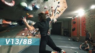 Emil Vs Samuel And Fredriks Project - 8B / V13 - Climbing Classic by Eric Karlsson Bouldering