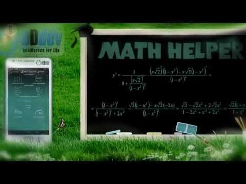 Video of Math Helper Lite - Algebra