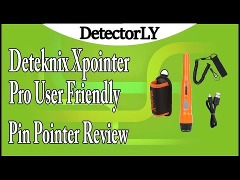 Deteknix Xpointer Pro User Friendly Pin Pointer Review