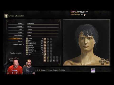 Lobro Plays Dark Souls III (Pt. 1) (видео)