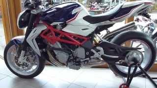 9. 2014 MV Agusta 1090 Brutale RR 158 Hp 263 Km/h 164 mph * see also Playlist