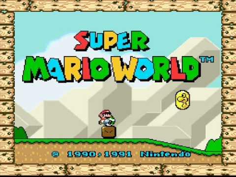 Super Mario World OST - Sub Castle BGM