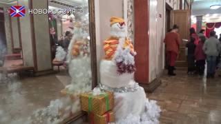 Александр Захарченко поздравил детей Республики с Новым Годом