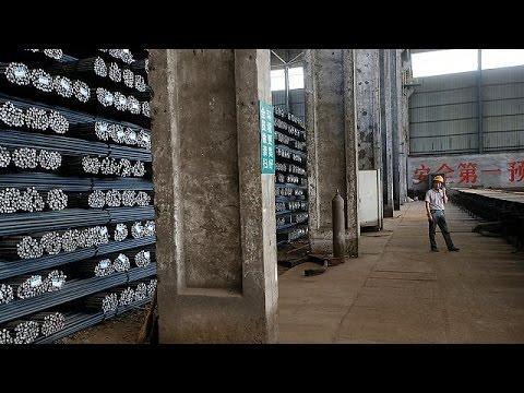 Στρασβούργο: Οι χαλυβουργοί ζητούν προστασία από την κινεζική βιομηχανία