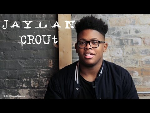 New GospelChops Drum Lesson Featuring Jaylan Crout