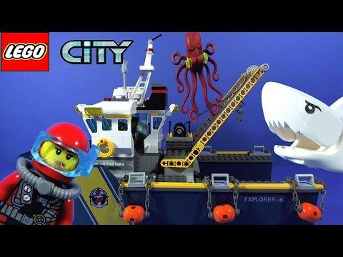 60095 Lego city 60095 bateau explo  Lego  60095 Lego city 60095 bateau explo