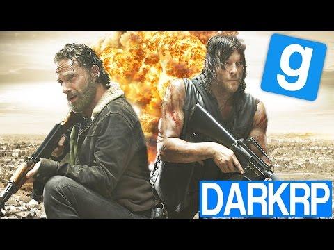NOUS ALLONS DÉTRUIRE LA VILLE !! ☢️ - Garry's Mod DarkRP (видео)